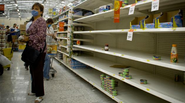 Venezuela: canasta básica subió más de 400 % el ano pasado