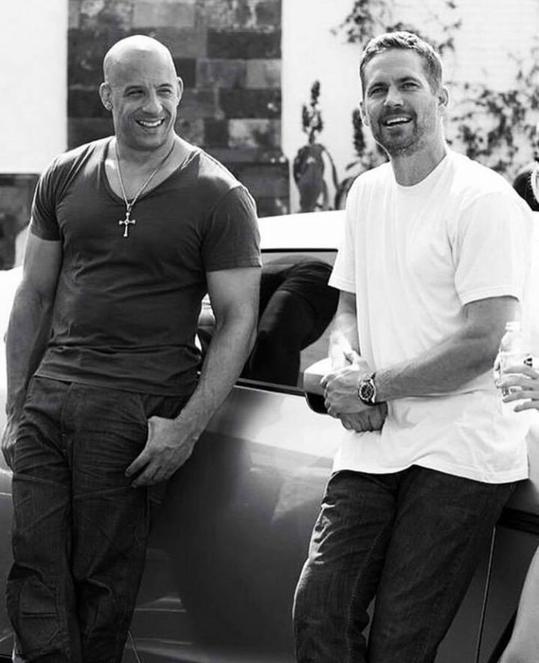 Facebook Vin Diesel 28 de marzo 2017