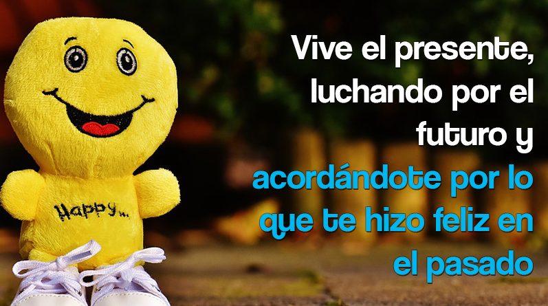 Muñequito amarillo sonriendo