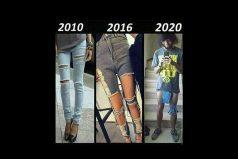 La moda en 2020