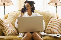 ¿Trabajas desde tu casa? 6 cosas que te hacen confirmalo