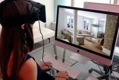 Tu nueva vivienda gracias a la realidad virtual, ¡quedarás con la boca abierta!