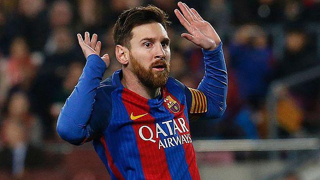 Messi y sus vecinos