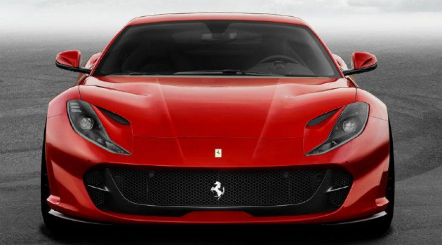 Conoce el nuevo Ferrari 812 Superfast, el más potente de la marca italiana