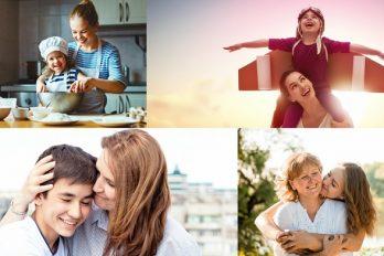 5 momentos que tu mamá vuelve perfectos con su presencia