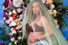 Beyoncé, inunda de ternura las redes sociales con fotos de su embarazo. ¡Se ve hermosa!