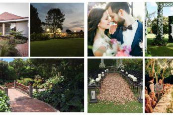 6 razones por las que una boda campestre es la mejor opción