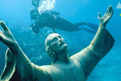 Algunas cosas increíbles que se encontraron en el fondo del mar. ¡Son realmente hermosas!