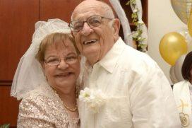 La historia del abuelo de 95 años que volvió a creer en el amor, ¡la fuerza que nueve al mundo!