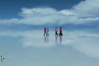 Conoce el Salar de Uyuni: el mayor desierto de sal del mundo