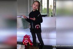La nieta de Trump vuelve a viralizarse cantando en mandarín. ¿Logrará la pequeña Arabella reducir la tensión entre China y EE.UU.?