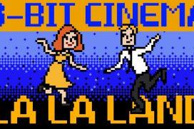 ¡A desempolvar el viejo Nintendo! El videojuego de 'La La Land'… ¡En versión 8-Bits!