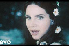 ¡El retorno Del Rey! Lana estrena su nueva canción, 'Love'. ¡Muy emotiva, muy vintage!