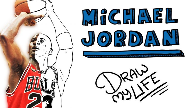 MICHAEL-JORDAN-Draw-My-Life-En-Español