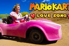 Así luciría 'Mario Kart' en la vida real. ¡Quién no quiere ser Toad, el pequeño champiñón!