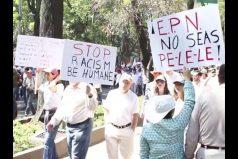 VibraMéxico, la marcha que invitó a los mexicanos a protestar… ¿Pero a protestar contra qué? ¡Cada uno encontró su motivo!