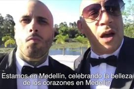 """""""¡Este país es tan hermoso!""""… Los elogios de Nicky Jam y Vin Diesel para Colombia y Medellín"""