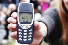 El Nokia 3310 está devuelta, ¿lo recuerdas?