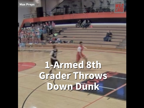 One-Armed-8th-Grader-Throws-Down-Dunk