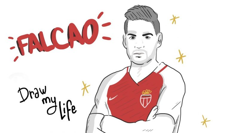 RADAMEL-FALCAO-Draw-My-Life