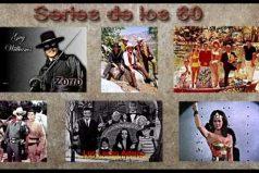Las series de los 60` que jamás olvidaremos, ¡amaba a El ZORRO!