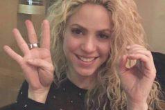 La polémica foto de Shakira que reventó las redes sociales