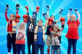 'Resistiré' el animador canto para los niños que luchan contra el cáncer. ¡Ánimo a todos los pequeños campeones!