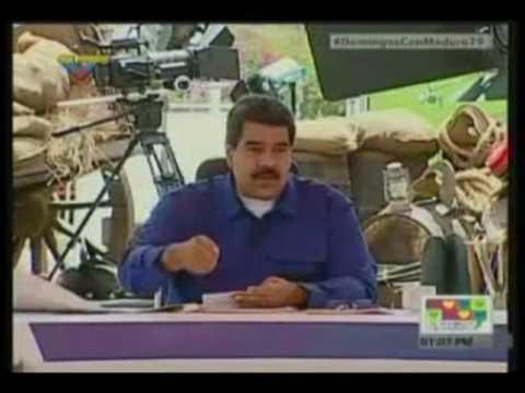 Vocera-estudiantil-a-Maduro-Mis-compañeros-de-clase-se-desmayan-de-hambre