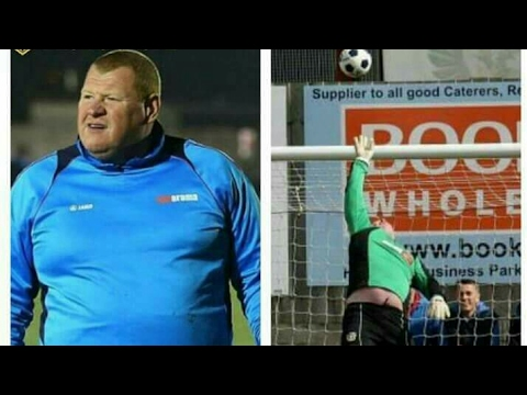 Wayne-Shaw-el-portero-más-gordo-Sutton-vs-Arsenal.-310117