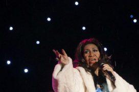 El retiro de Aretha Franklin, la reina del soul