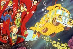 ¿Recuerdas el autobus magico? Cuando aprender de ciencia se hacía de una forma divertida