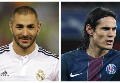 El intercambio que plantea el Real Madrid con el PSG, Benzema por Cavani