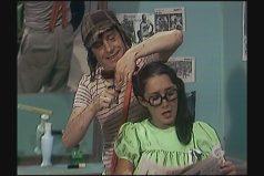 El día que El Chavito decidió ser peluquero, ¡para morirse de la risa!