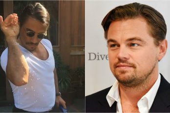 ¿Qué une al chef más famoso de internet con Leonardo DiCaprio? ¡Maravilloso encuentro!