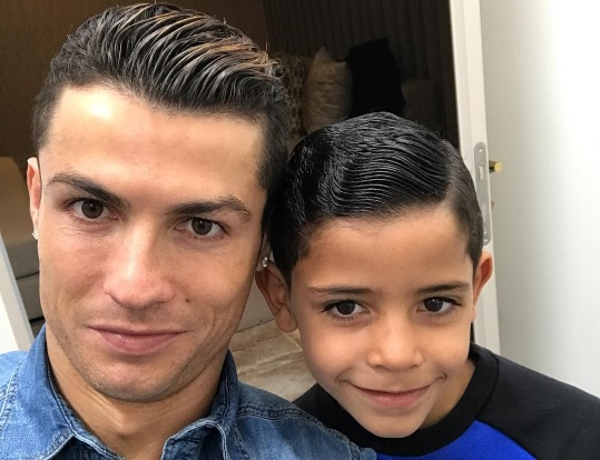 ¡Feliz cumpleanos, Cristiano Ronaldo!