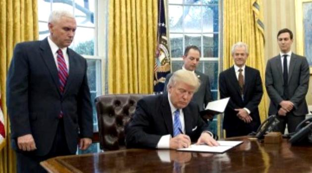 Corte de EE. UU mantiene bloqueado el decreto antimigratorio de Trump