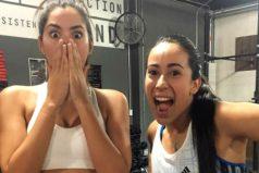 La sorpresa de Mariana Pajón y Paulina Vega que divierte y enamora a sus seguidores, ¡un encuentro de reinas!