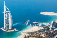 En Dubái ensayan un taxi-drone, el futuro del transporte