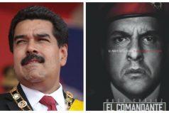 El Gobierno de Nicolás Maduro prohíbe la serie 'El comandante' en Venezuela