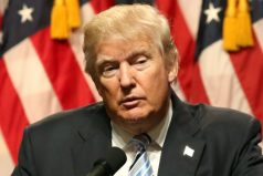 Donald Trump habla con respecto y admiración hacia Colombia
