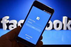Facebook ahora transmitirá partidos de fútbol en directo