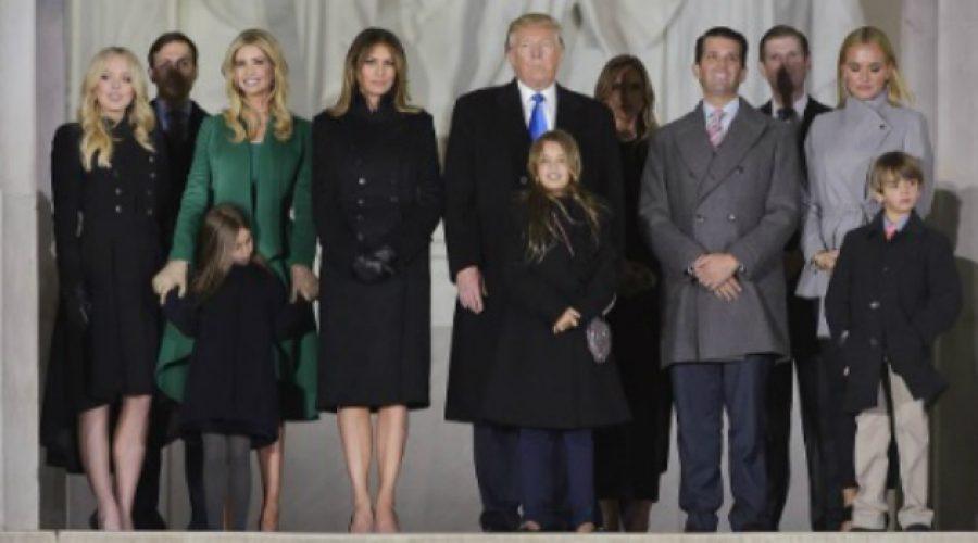 Los gastos exorbitantes de Trump y su familia en La Casa Blanca