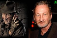 ¿Recuerdas a Freddy Krueger? El actor que lo interpretó nos trae una gran noticia