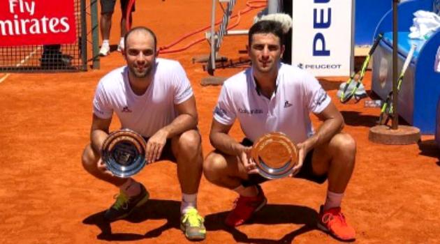 Farah y Cabal ¡Campeones de dobles del ATP de Buenos Aires!