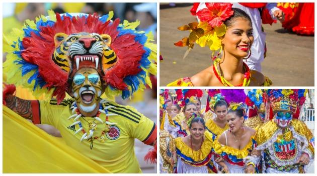 Colombia, el segundo país más feliz del mundo