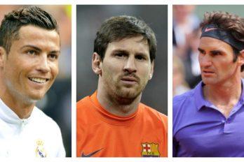Los 5 deportistas mejor pagados del mundo según Forbes
