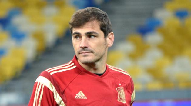 Iker Casillas, el arquero español con más partidos en la historia