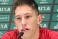 Jackson Follmann, exarquero del Chapecoense sueña con competir en unos Juegos Paralímpicos