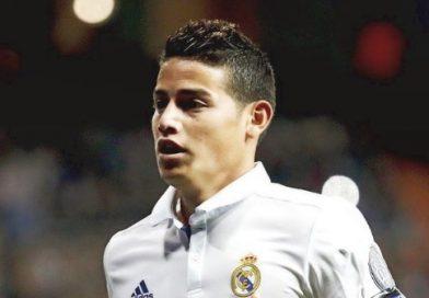 El Inter de Milán negocia por James Rodríguez