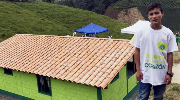 'Niño Ángel ' de la tragedia del Chapecoense recibió una nueva casa